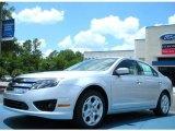 2011 Ingot Silver Metallic Ford Fusion SE #49856112