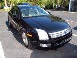 2008 Black Ebony Ford Fusion SEL V6 #49855994