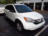 2010 Taffeta White Honda CR-V EX #49855998