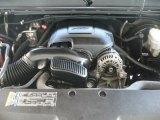 2010 Chevrolet Silverado 1500 LS Extended Cab 4x4 4.8 Liter OHV 16-Valve Vortec V8 Engine