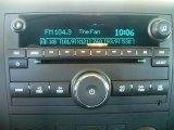 2010 Chevrolet Silverado 1500 LS Extended Cab 4x4 Controls
