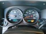 2010 Chevrolet Silverado 1500 LS Extended Cab 4x4 Gauges