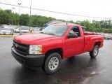 2009 Chevrolet Silverado 1500 Victory Red