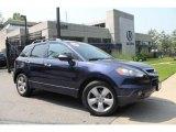 2008 Royal Blue Pearl Acura RDX Technology #49856129