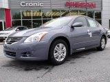 2011 Ocean Gray Nissan Altima 2.5 S #49856278