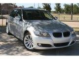 2011 Titanium Silver Metallic BMW 3 Series 328i Sedan #49905080