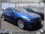 2008 Montego Blue Metallic BMW 3 Series 328i Coupe #49905004