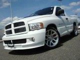 2005 Bright White Dodge Ram 1500 SRT-10 Commemorative Regular Cab #49904921