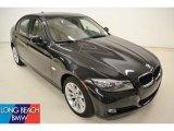 2011 Black Sapphire Metallic BMW 3 Series 328i Sedan #49905009