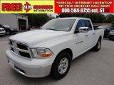 2011 Bright White Dodge Ram 1500 SLT Quad Cab #49905171