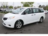 2011 Toyota Sienna V6 Data, Info and Specs