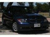 2006 Mystic Blue Metallic BMW 3 Series 325i Sedan #49905093