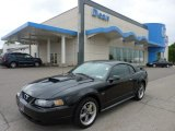 2002 Black Ford Mustang GT Coupe #49905192