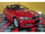 2011 Crimson Red BMW 3 Series 328i xDrive Coupe #49905105