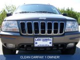 2002 Graphite Metallic Jeep Grand Cherokee Limited 4x4 #49905133