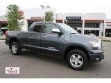 2010 Slate Gray Metallic Toyota Tundra Limited Double Cab 4x4 #49904871
