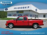 2001 Chevrolet S10 Extended Cab Data, Info and Specs