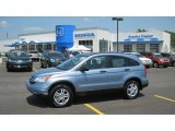 2011 Glacier Blue Metallic Honda CR-V EX #49905042