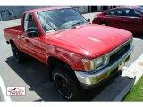 1991 Toyota Pickup Deluxe Regular Cab 4x4