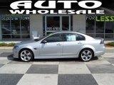 2009 Maverick Silver Metallic Pontiac G8 GT #49905058