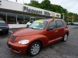 2007 Tangerine Pearl Chrysler PT Cruiser Limited #49905068