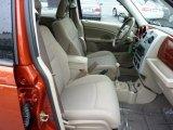 2007 Chrysler PT Cruiser Limited Pastel Pebble Beige Interior
