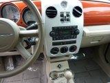 2007 Chrysler PT Cruiser Limited Controls