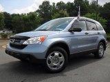 2008 Glacier Blue Metallic Honda CR-V LX #49920491