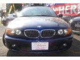 2004 Orient Blue Metallic BMW 3 Series 325i Coupe #49905026