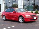 2004 Imola Red BMW 3 Series 330i Sedan #49920496