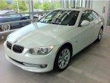 2011 Mineral White Metallic BMW 3 Series 328i xDrive Coupe #49920497