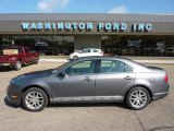 2010 Sterling Grey Metallic Ford Fusion SEL V6 #49905033