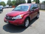 2010 Tango Red Pearl Honda CR-V EX #49937768