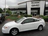2007 Summit White Chevrolet Cobalt LS Coupe #49937693