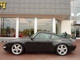 1996 Porsche 911 Black Metallic