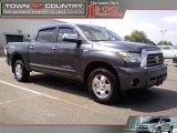 2007 Slate Metallic Toyota Tundra Limited CrewMax 4x4 #49950547