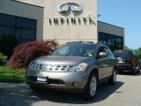 2003 Polished Pewter Metallic Nissan Murano SL AWD #49950449