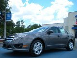 2011 Sterling Grey Metallic Ford Fusion SE #49950326
