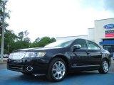 2008 Dark Blue Ink Metallic Lincoln MKZ Sedan #49950333