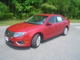 2010 Sangria Red Metallic Ford Fusion SEL #49950581
