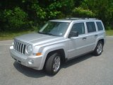 2007 Bright Silver Metallic Jeep Patriot Limited #49950582