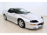 1997 Sebring Silver Metallic Chevrolet Camaro RS Coupe #49950601