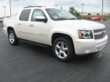2011 Chevrolet Avalanche LTZ 4x4 Data, Info and Specs