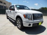 2011 Oxford White Ford F150 XLT SuperCrew #49950383