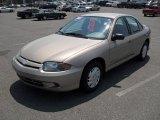 2003 Sandrift Metallic Chevrolet Cavalier Sedan #49950634