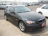 2008 Jet Black BMW 3 Series 328xi Sedan #49950267