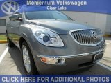 2008 Blue Gold Crystal Metallic Buick Enclave CXL #49950778