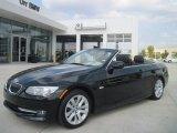 2011 Jet Black BMW 3 Series 328i Convertible #49992289