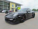 2007 Black Porsche 911 Turbo Coupe #49992306