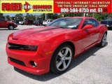 2010 Victory Red Chevrolet Camaro SS/RS Pete Rose Hit King 4256 Special Edition Coupe #49992449